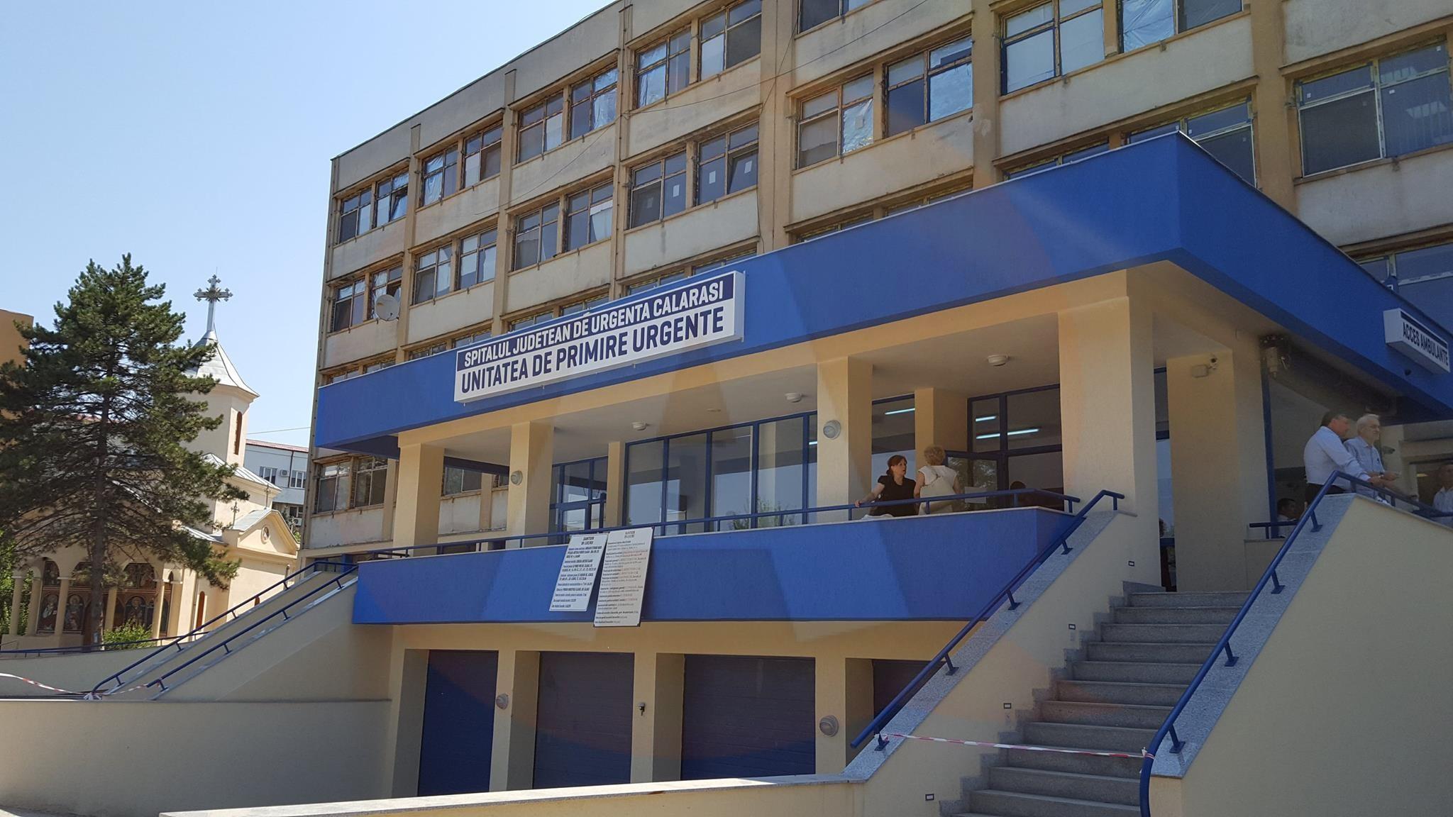 Ministrul Sănătății vine la Spitalul Județean de Urgență Călărași