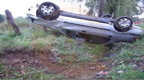 Intervenție SMURD la un accident rutier, cu două victime, în municipiul Călărași