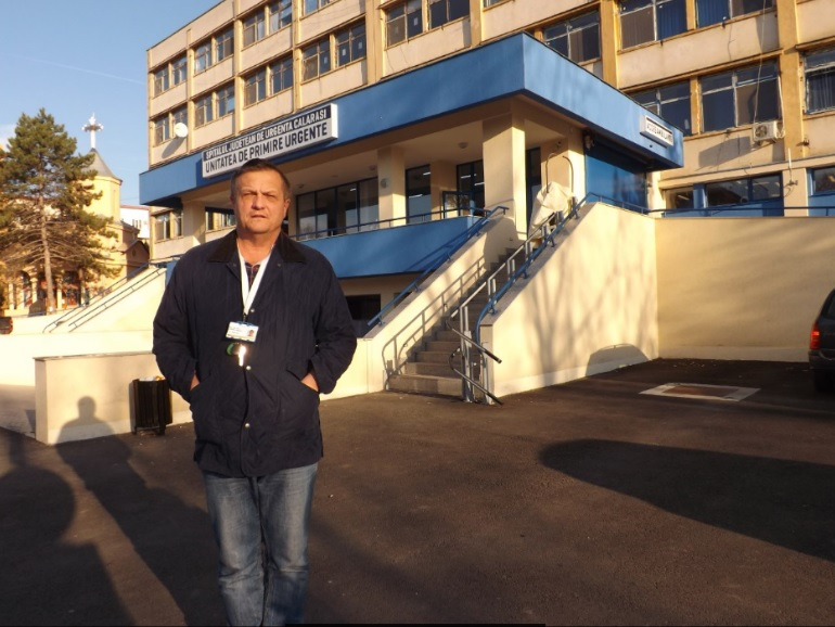 Conflictul continuă la spital/Directorul medical, L.Belușică, anunță că refuză colaborarea cu noul manager al SJUC