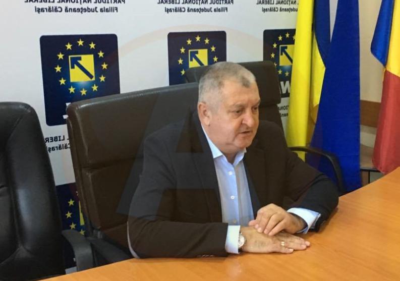 Daniel  Drăgulin și-a propus să obţină 14.000 de voturi, la alegerile parlamentare