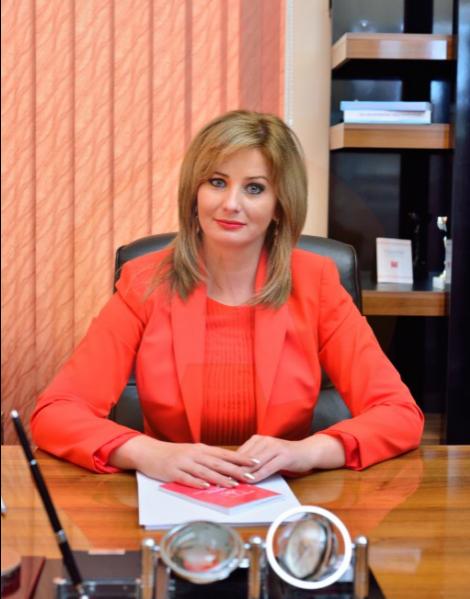 """Roxana Paţurcă:""""Doresc să fiu un reprezentant al judeţului, cu care oamenii şi PSD-ul să se mândrească"""""""
