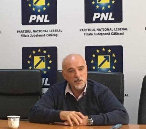 """Senatorul Filipescu:,,Dacă PSD Călărași și premierul 2020 vor aduce bani de la UE, ca noi să reparăm toate străzile din oraș, eu îmi scot pălăria în fața lor"""""""