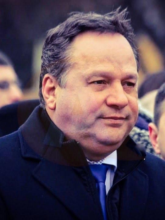"""Președintele C.J.,Vasile Iliuță/:,,Îi felicit pe câștigătorii alegerilor din 11 Decembrie"""""""