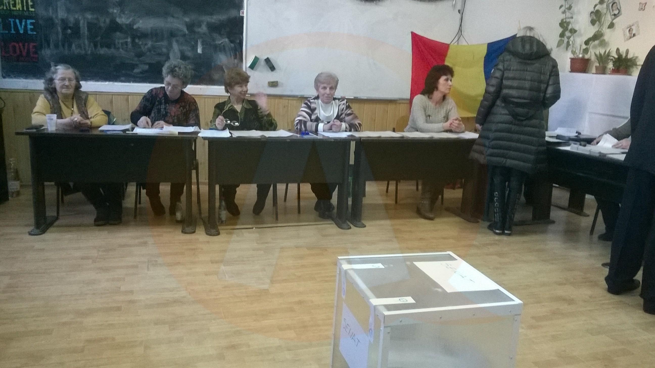 Ora 19.30/ Prezența la vot, în fiecare localitate, în județul Călărași