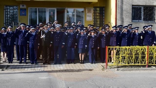 I.P.J. Călărași a sărbătorit ZIUA POLIŢIEI ROMÂNE