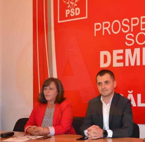 """PSD Călărași: """"Țelul nostru nu este să câștigăm alegerile parțiale, ci să câștigăm cu scor foarte mare"""""""