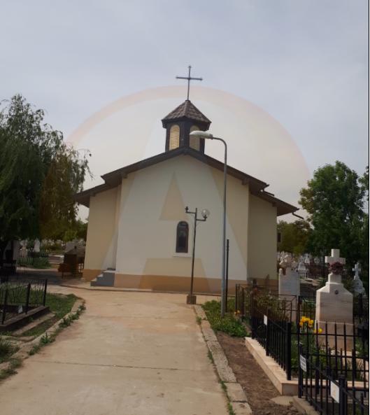 """Credincioșii sunt invitați la slujba de sfințire a Capelei """"Sfântul Lazăr"""""""