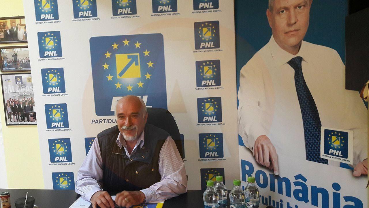 """Senatorul Răducu Filipescu: """"Liberalii care își exercită mandatul de primar sau de parlamentar, nu ar trebui să se gândească la un loc pe liste"""""""