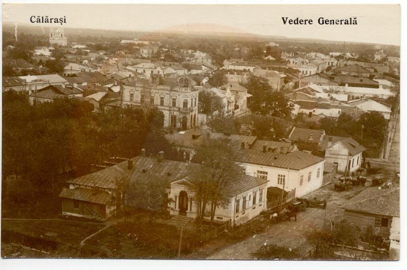 Problemele orașului Călărași, în 1944