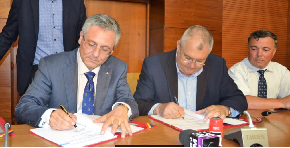 Primăria Călărași a semnat primul contract de finantare in cadrul POR 2014 – 2020, la nivelul regiunii Sud Muntenia