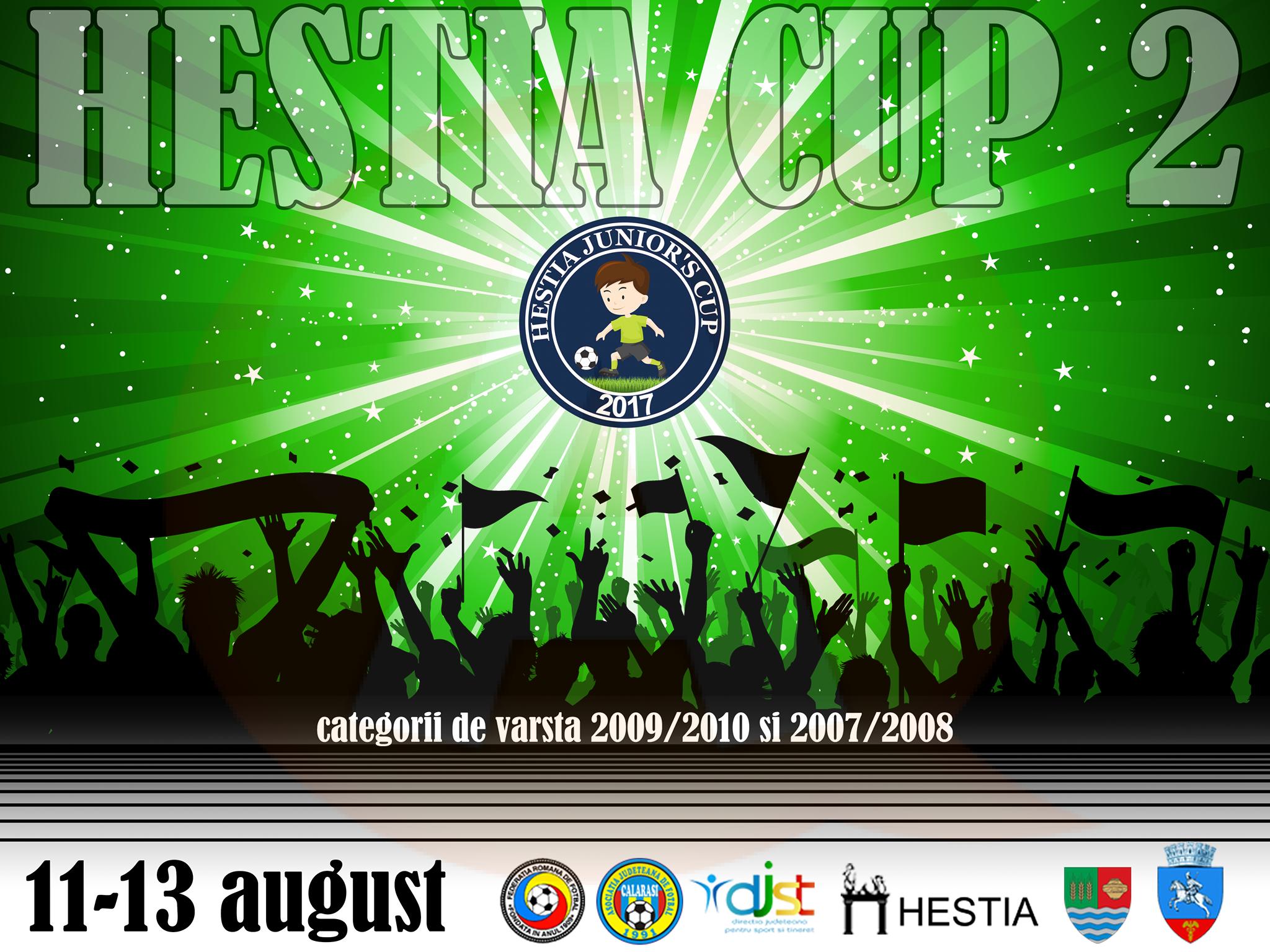 """Academia Hagi a confirmat prezența la """"Hestia Junior's Cup""""2"""""""