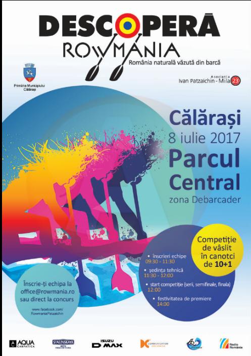 """Evenimentul """"Ziua Dunării"""" a fost reprogramat pentru sâmbătă, 8 iulie"""