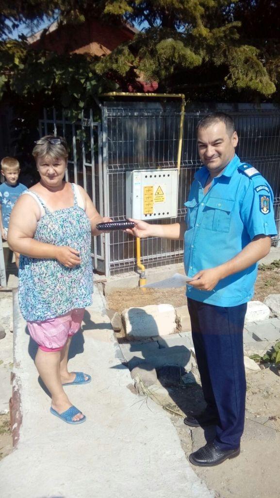 Portofel găsit și returnat de către un jandarm