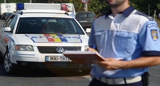 Acțiuni ale polițiștilor pentru verificarea legalității actelor de comerț