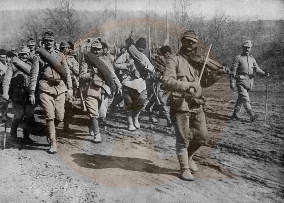 File de Istorie/ Participarea României la Primul Război Mondial –  Actualitatea de Calarasi