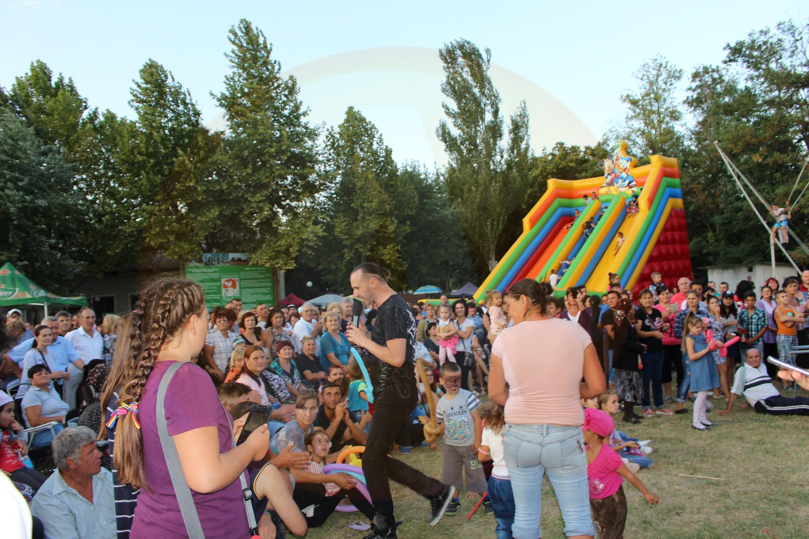 Ziua Fermierului, ajunsă la a XI-a ediție, a fost sărbătorită în comuna Vâlcelele
