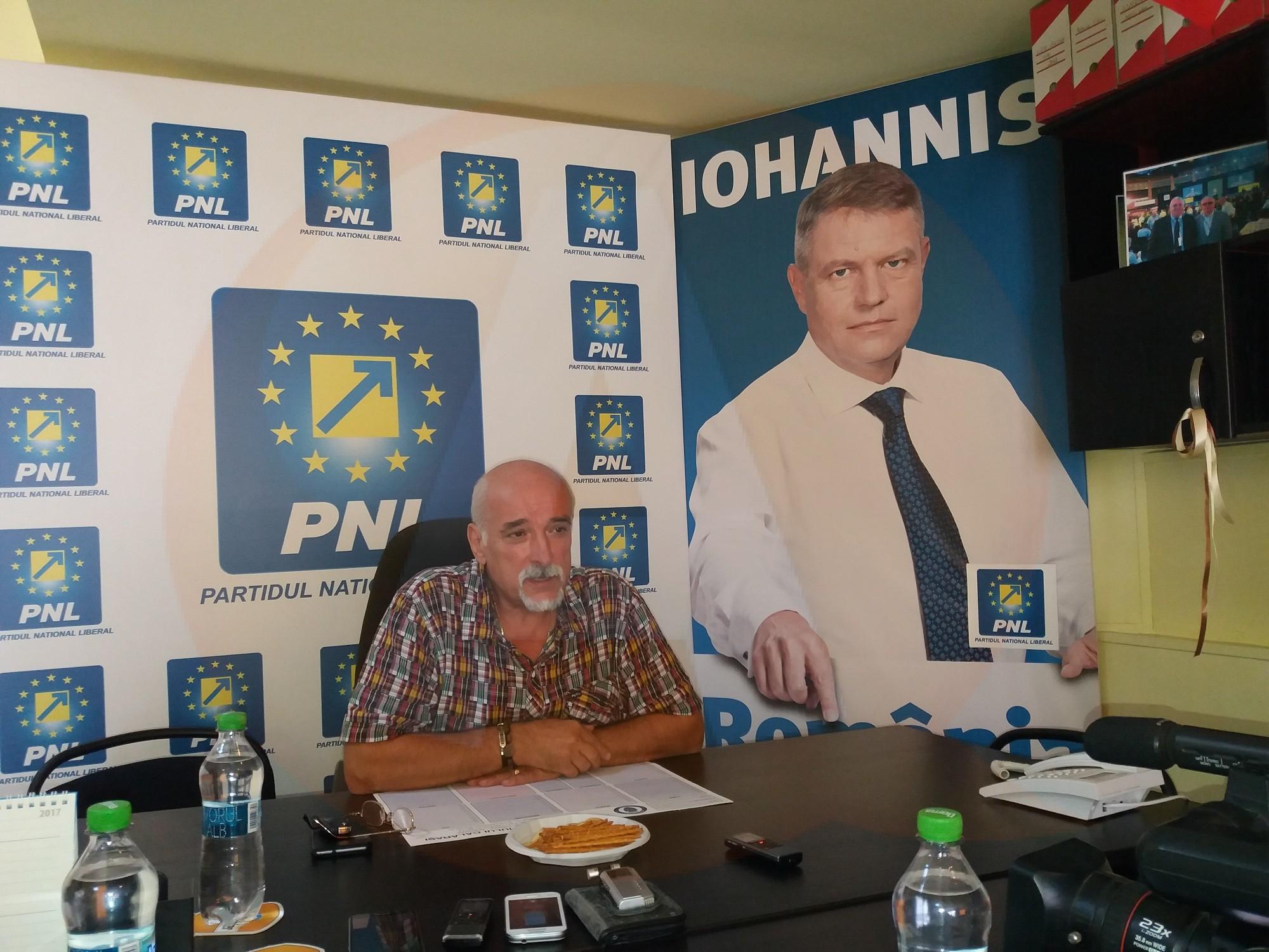 """Senatorul Filipescu: ,,PNL este pregătit să ia atitudine față de măsurile pe care le pregătește PSD-ul"""""""