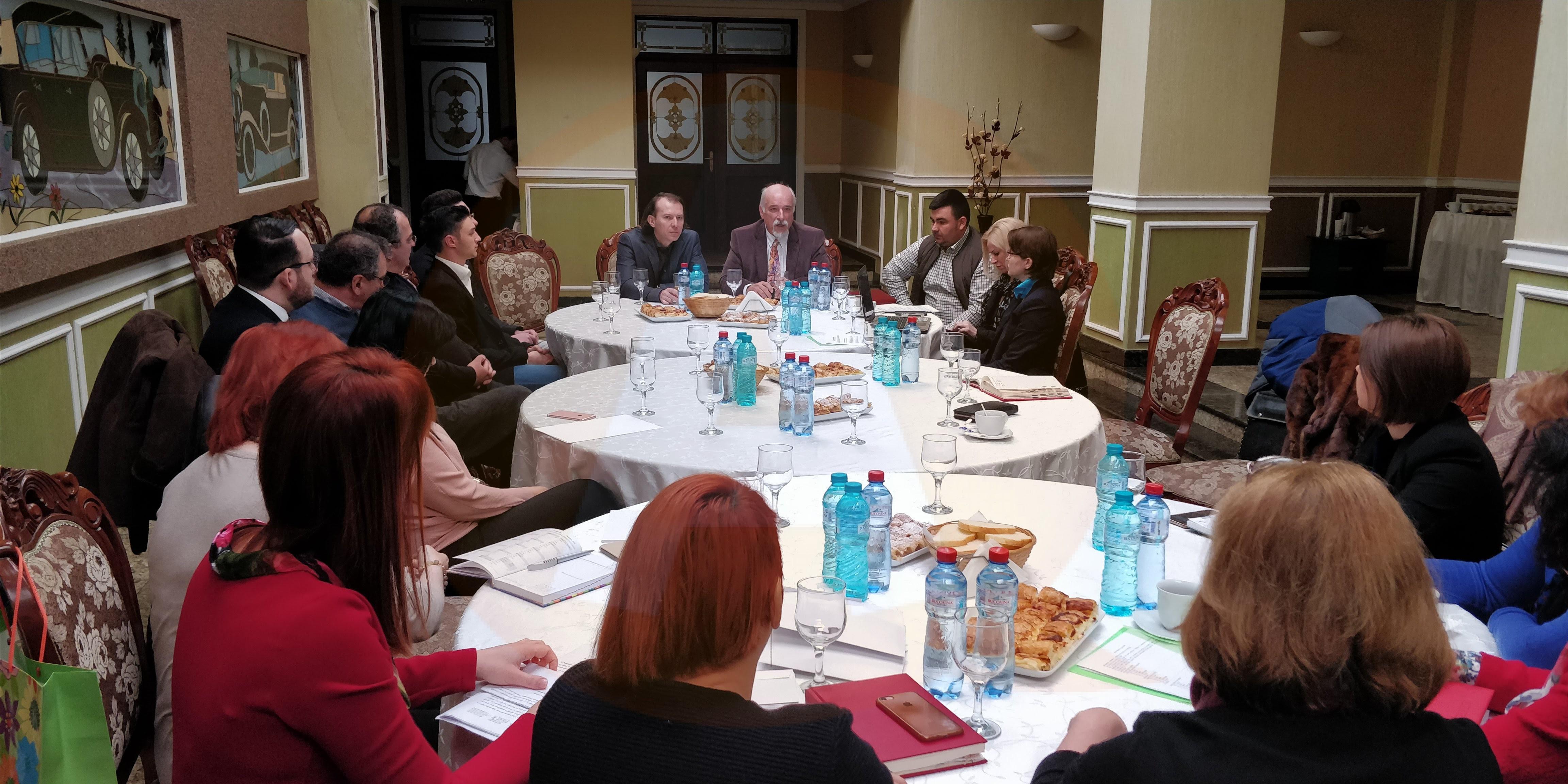 """Senator Filipescu: """"Voi fi vocea oamenilor de afaceri din Călăraşi în Parlamentul României"""""""