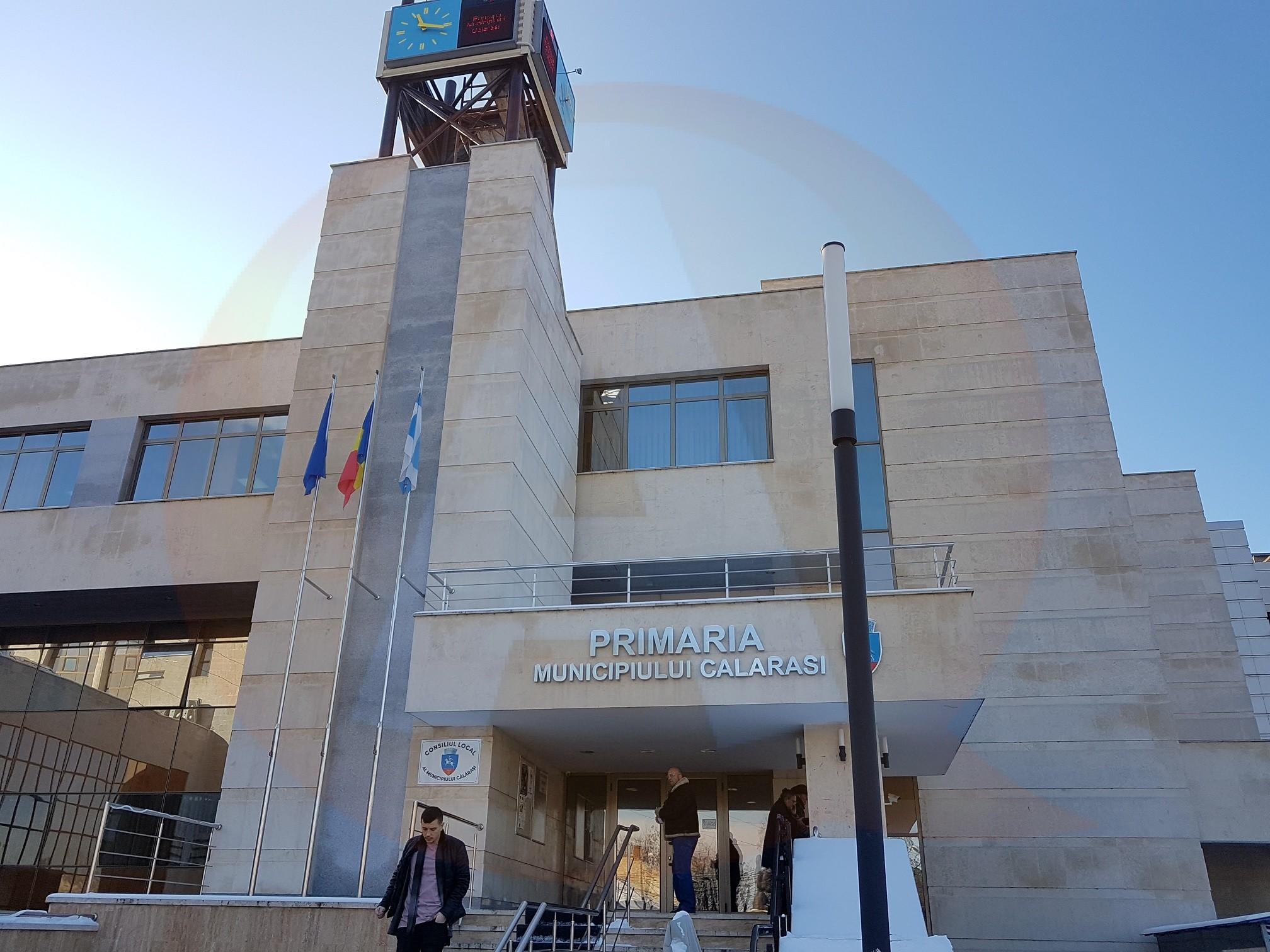 Primăria Călărași/ Comunicat privind problemele generate de nunțile cetățenilor de etnie romă