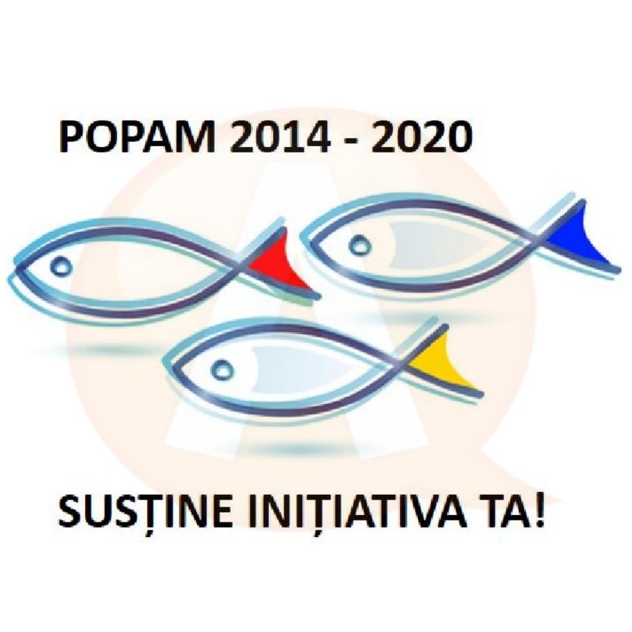 """Asociația Grup Local de Pescuit – FLAG ,,Dunărea Călărășeană"""" anunță deschiderea sesiunii de proiecte, în valoare de 1,5 milioane de euro"""
