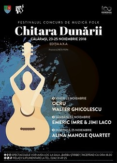 "Festivalul ""CHITARA DUNĂRII"" – ediția a X-a"