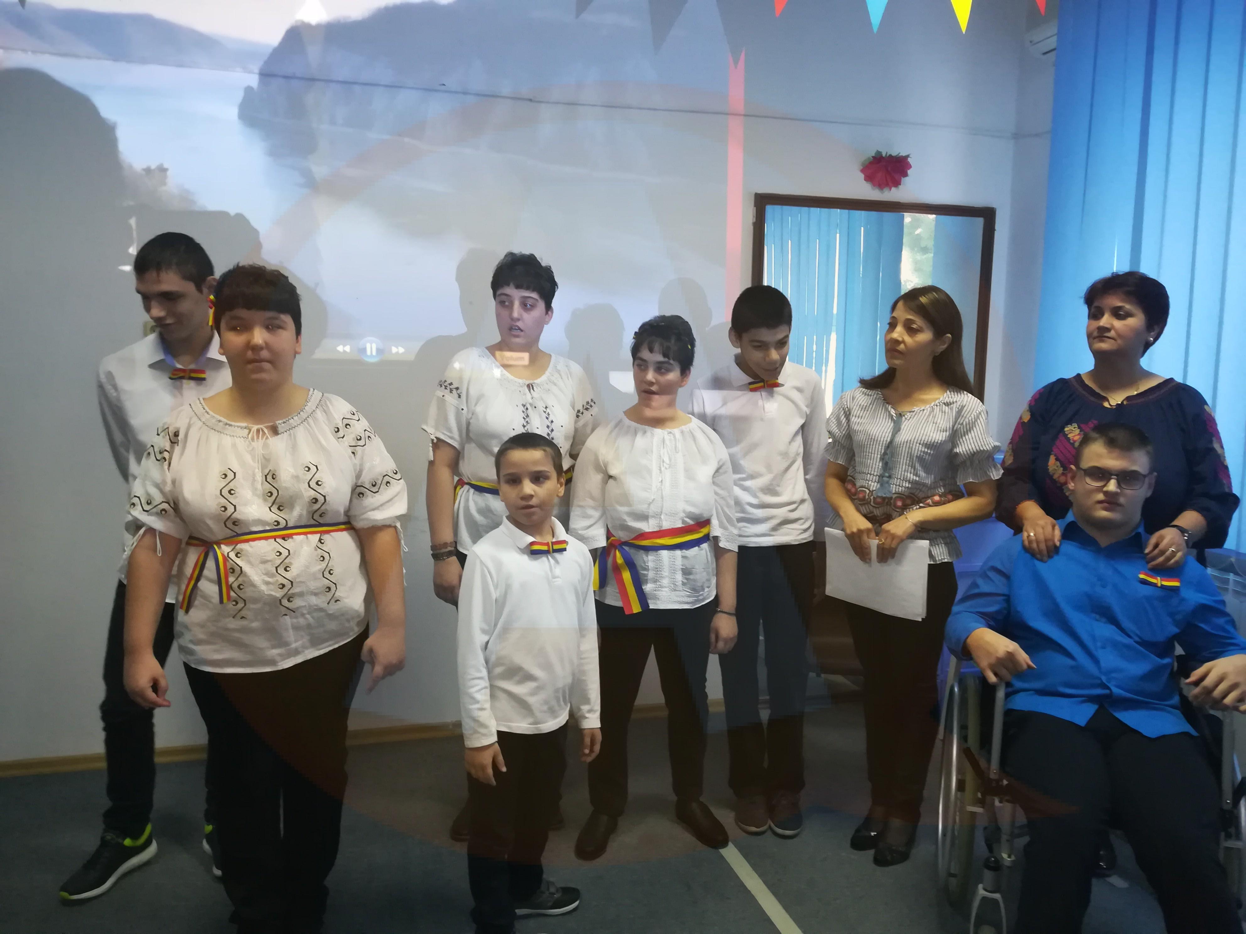 Complexul de Servicii Comunitare pentru Copii cu Handicap Sever a marcat Ziua Internaţională a Persoanelor cu Dizabilităţi