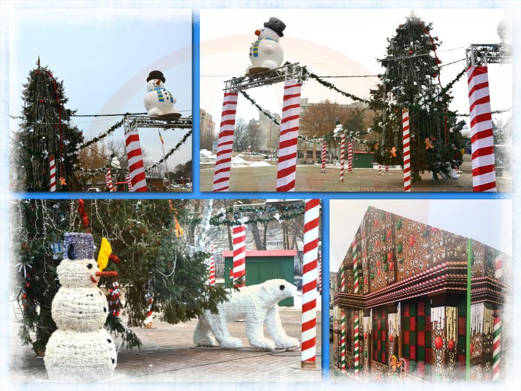 Primăria Călărași/ În această seară, are loc deschiderea Orășelului copiilor, în centrul orașului
