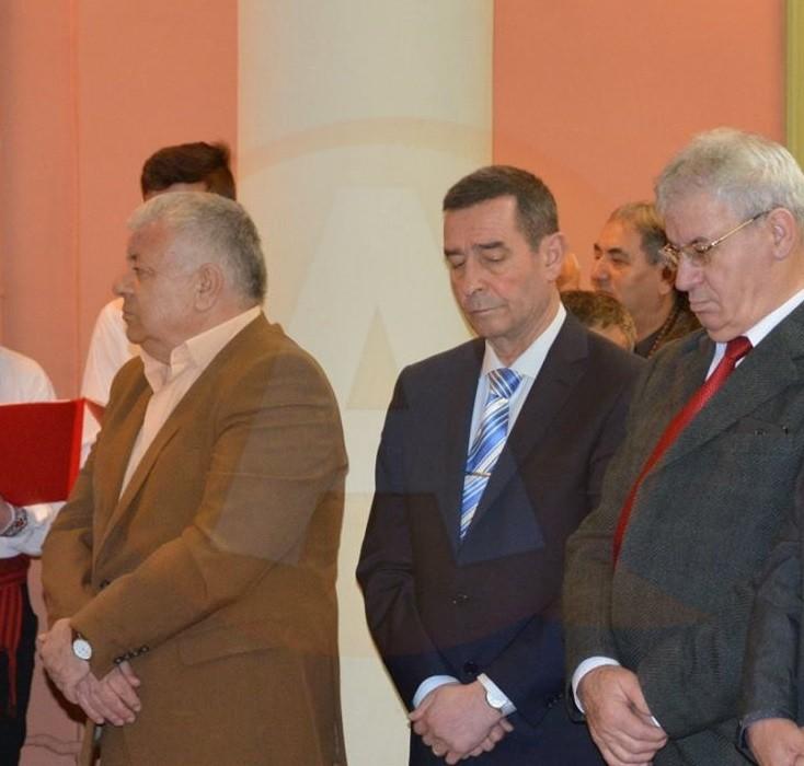 Mica Unire i-a adus, împreună, pe 3 cetățeni de onoare, ai municipiului Călărași