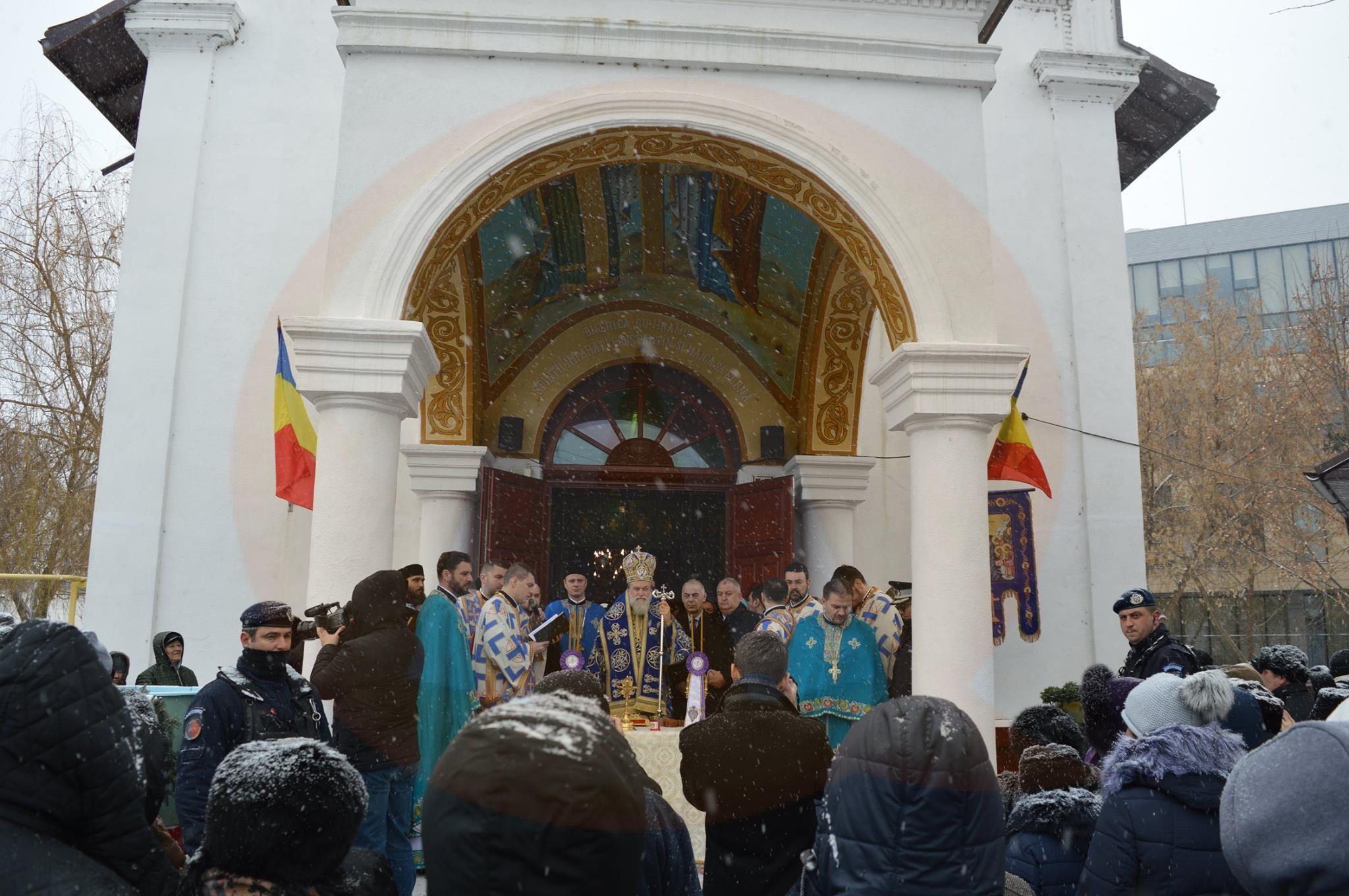 Sărbătoarea de Bobotează, marcată de Primăria Călărași