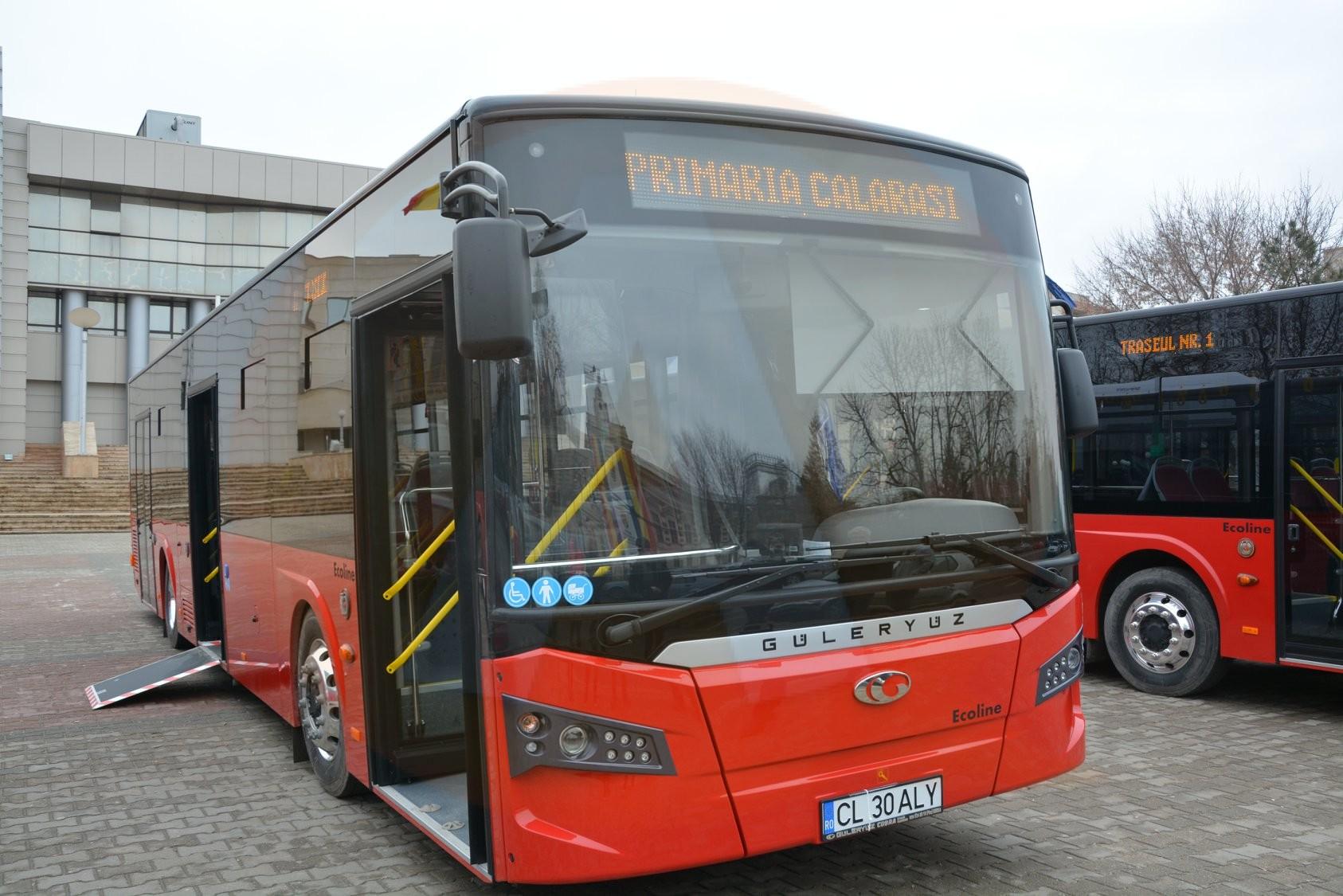 Alitrans/ Investiție de 3,6 milioane lei, în transportul local