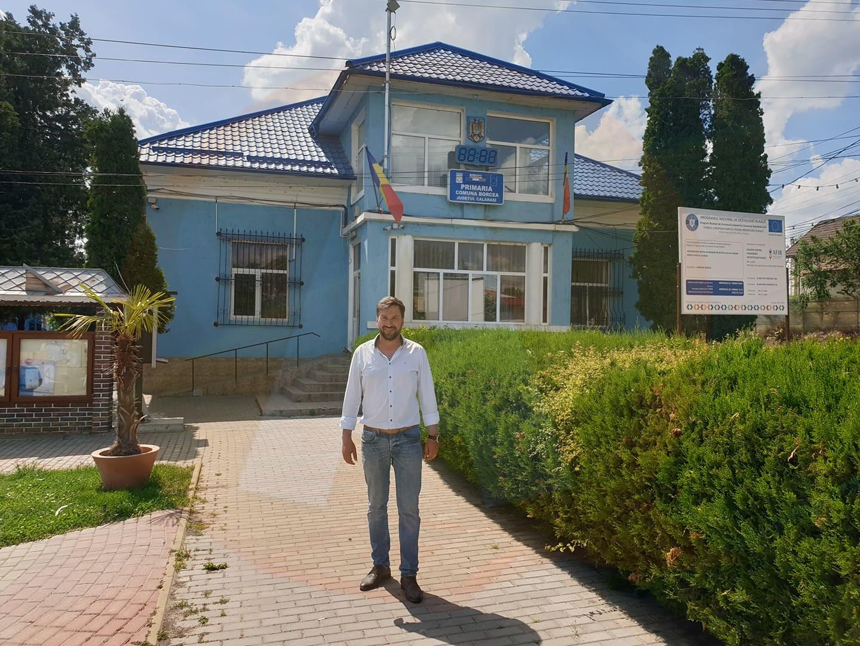 """Primar Aniel Nedelcu Pațurcă: ,,În 2021, marea provocare o reprezintă aducerea gazelor naturale în comuna Borcea"""""""