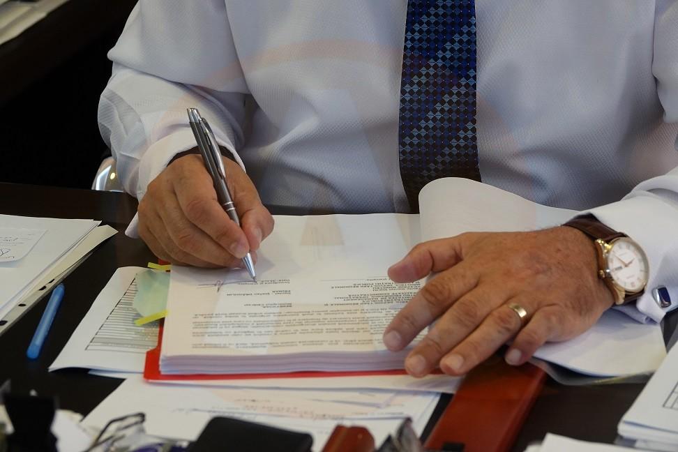 Primăria municipiului Călărași a semnat un proiect pentru simplificarea procedurilor administrative și reducerea birocrației