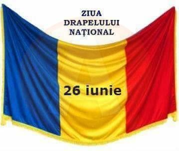 Miercuri, 26 iunie, Primăria Călărași organizează activități specifice, dedicate Zilei Drapelului Național al României