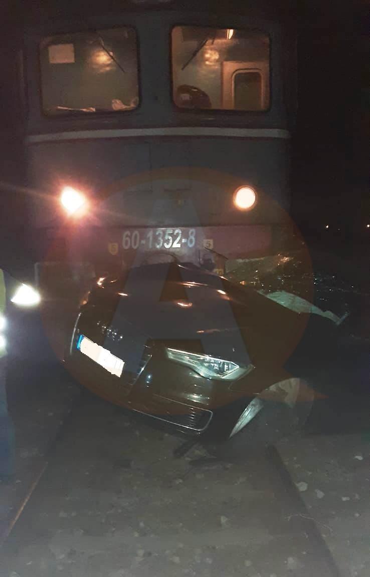 Accident feroviar grav în localitatea Plătărești
