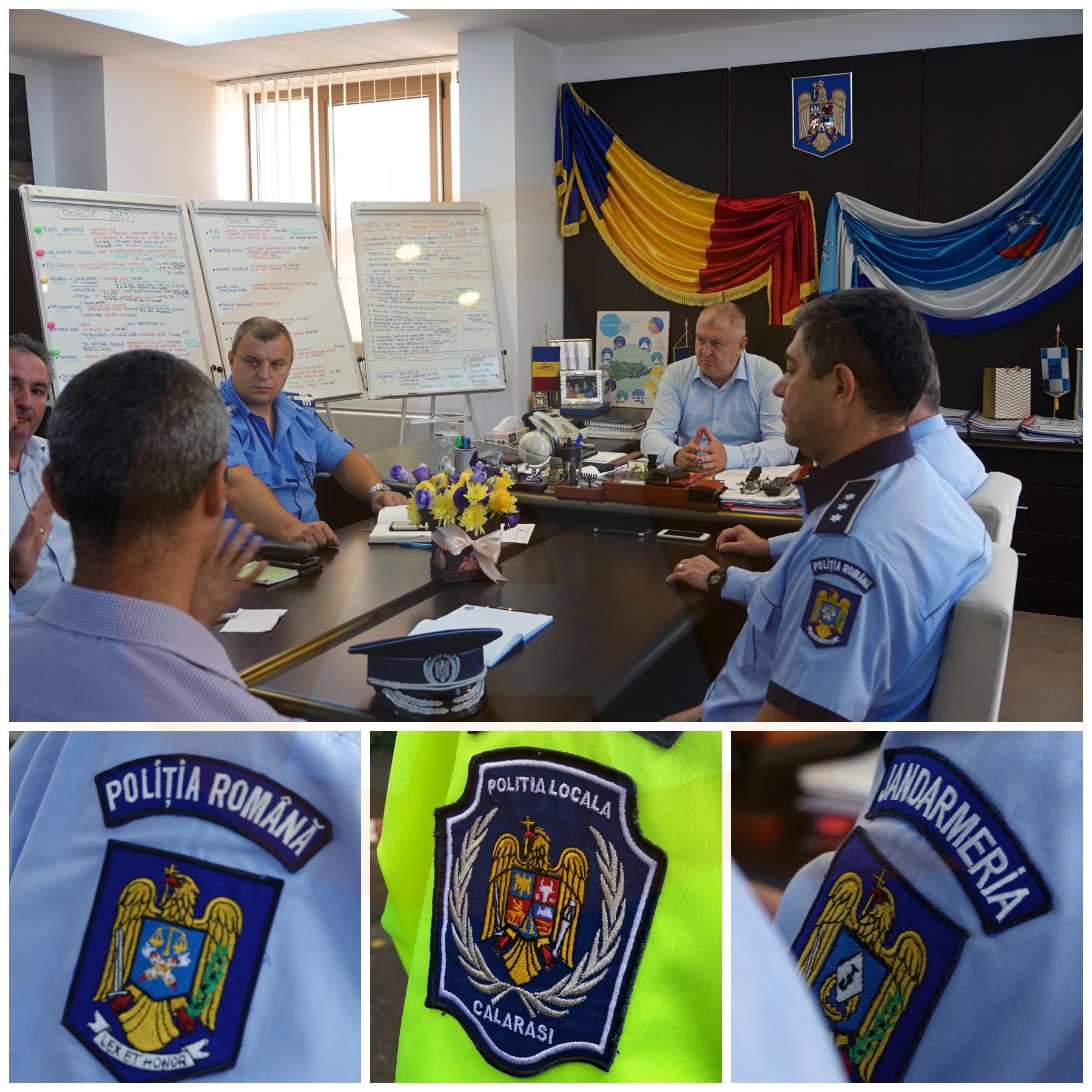 Poliția Locală, Poliția municipală și Inspectoratul de Jandarmi demarează un plan de acțiune comun