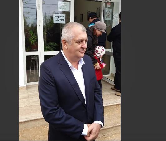 """Primarul municipiului Călărași, Daniel Ștefan Drăgulin:,, Am votat pentru o Românie în care toți cetățenii să poată trăi în liniște, în siguranță și în prosperitate"""""""