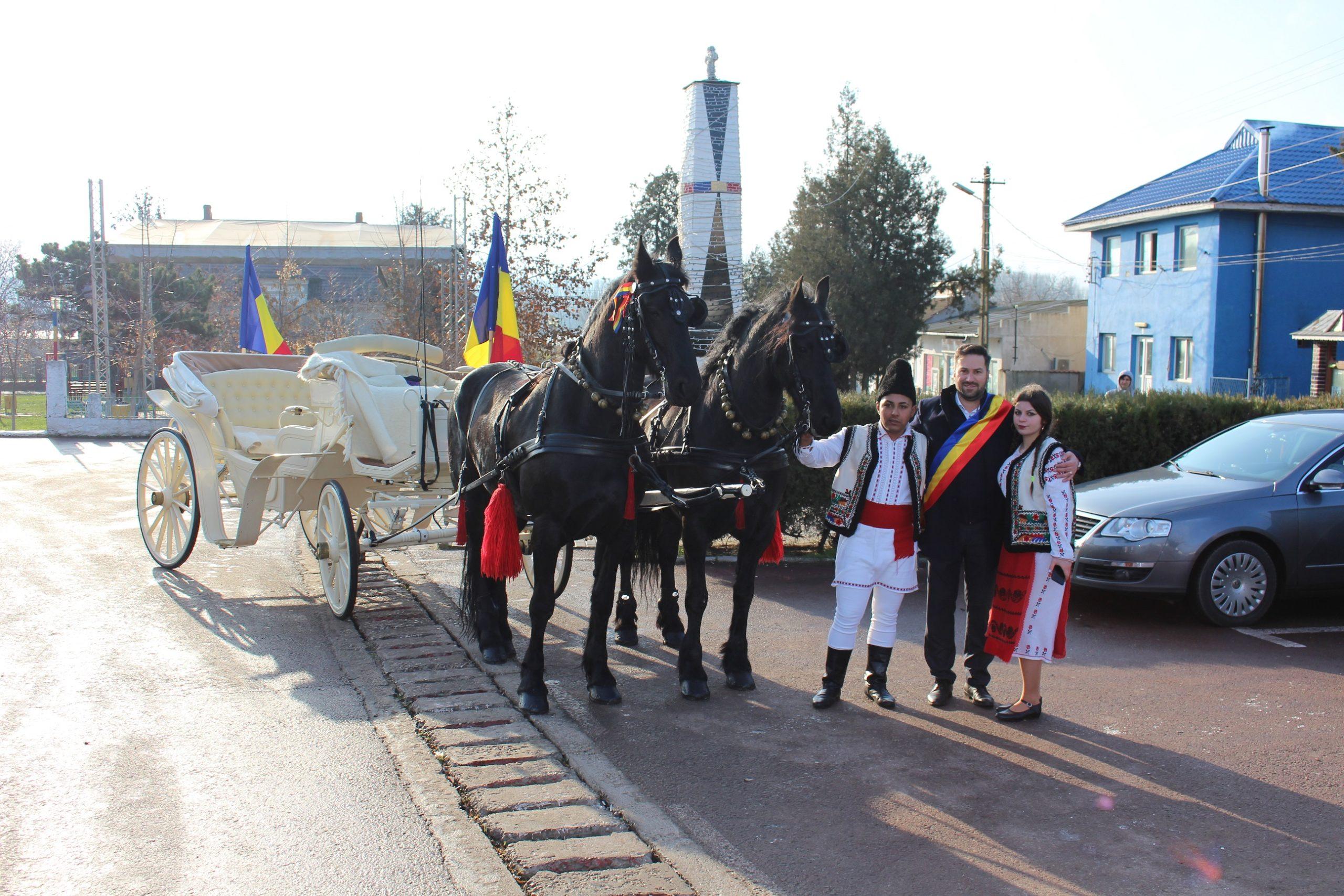 """Primarul Aniel Nedelcu Pațurcă:,,Boboteaza este o tradiție, pe care o cinstim, an de an, alături de locuitorii comunei Borcea"""""""