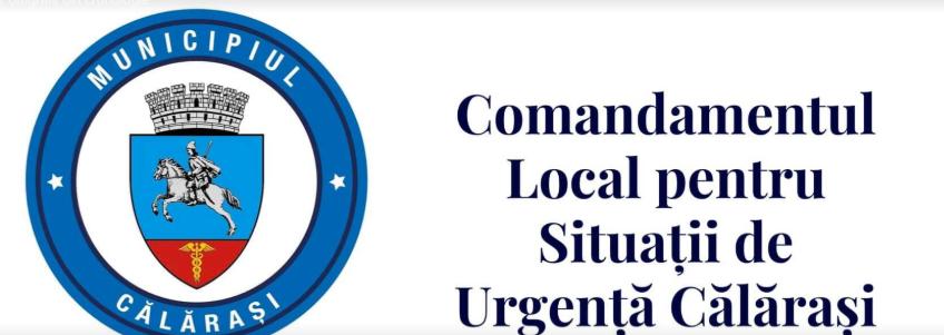 Noi măsuri luate de Comitetul Local pentru Situații de Urgență, din 23 martie 2020