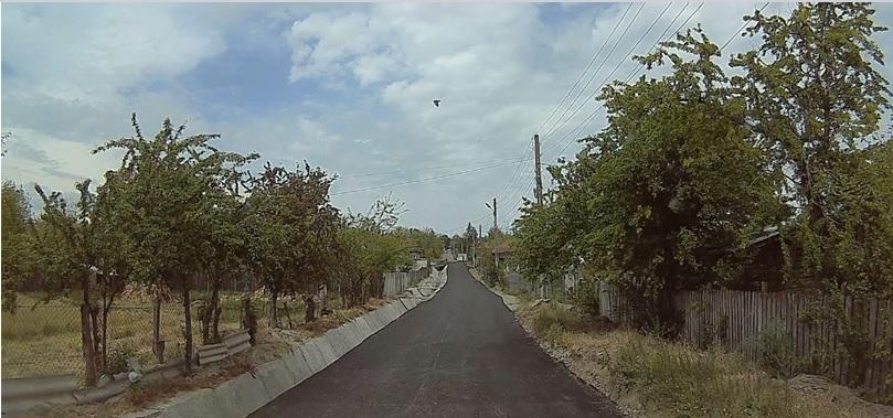Comuna Borcea, una dintre localitățile fruntașe ale județului: 99% dintre drumuri sunt asfaltate