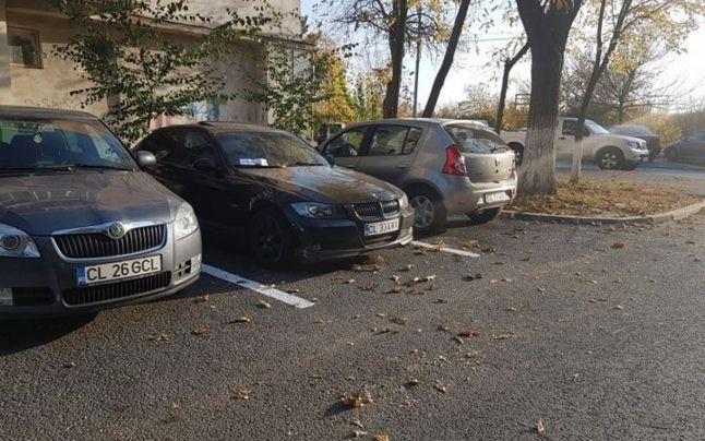 Anunț atribuire locuri de parcare de domiciliu