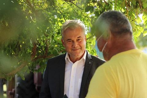 """Valentin Barbu, candidatul Alianței PNL–USR pentru Consiliul Județean Călărași:  """"Trebuie să atragem cât mai mulți bani europeni, pe toate tipurile de proiecte"""""""