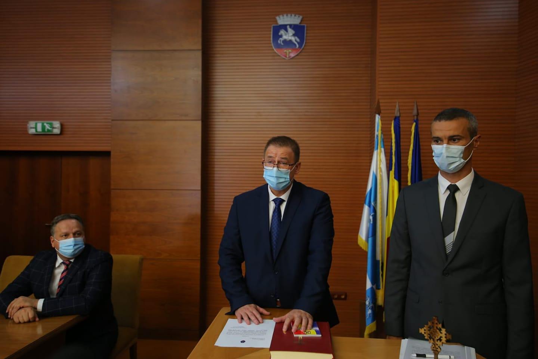 Vineri, 23 octombrie, au avut loc ședințele de învestire ale Consiliului Local și Județean