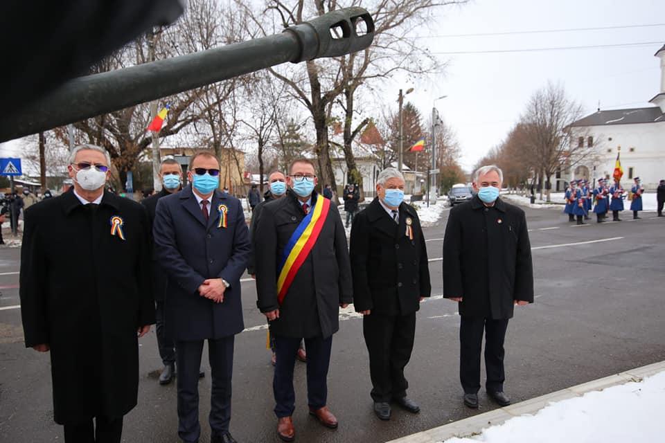 Ziua Națională a României marcată de Primăria Călărași