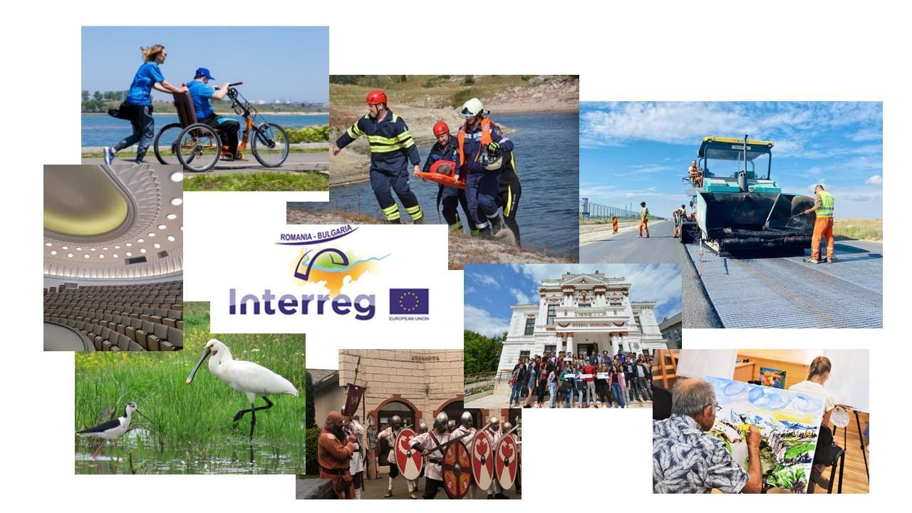A fost evaluat impactul Programului Interreg V-A Romania-Bulgaria