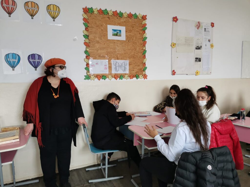 Teach for Romania și PEPCO România fac școala incluzivă pentru copiii din Gălbinași
