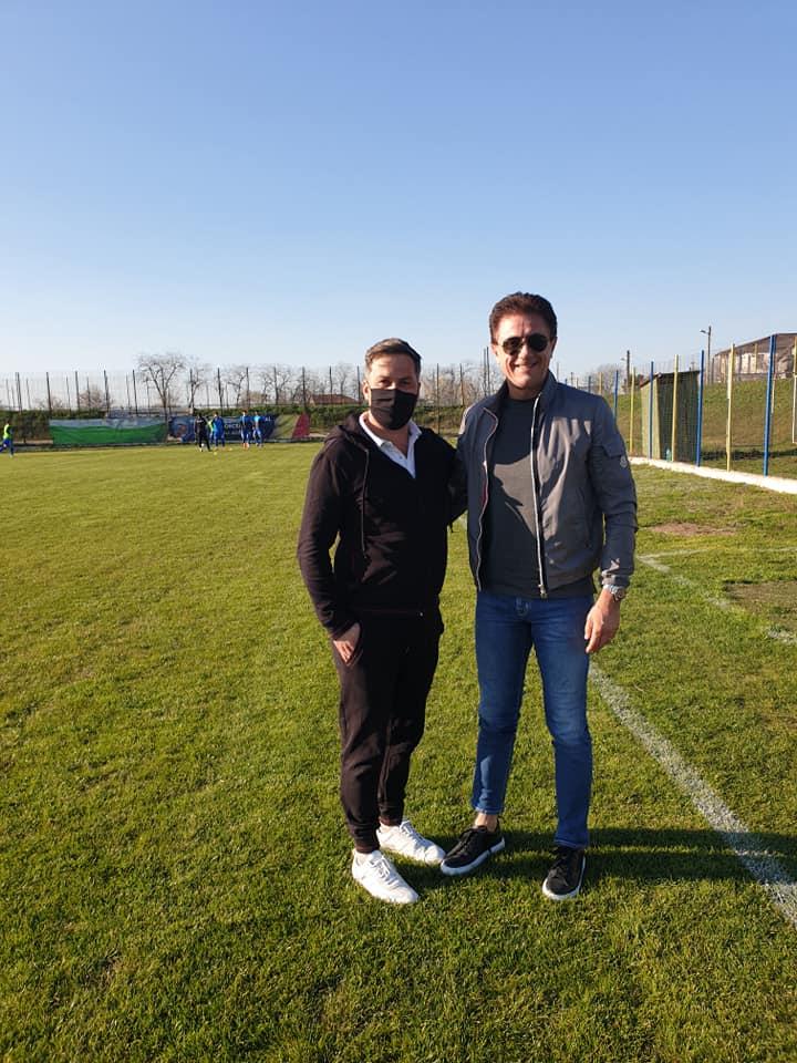 Gică Popescu, acasă la FC Agricola Borcea