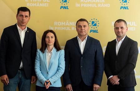 PNL Călărași și-a prezentat candidații pentru alegerile locale parțiale