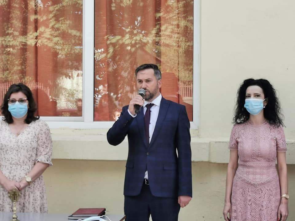 """Primarul com. Borcea, Aniel Nedelcu Pațurcă: ,,Vă aștept, acasă, când vreți, să dezvoltăm comunitatea în care am făcut primii pași spre școală"""""""