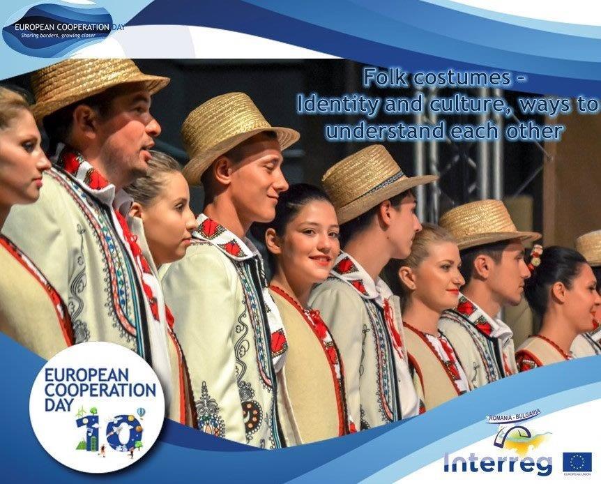 Programul Interreg V-A România – Bulgaria celebrează identitatea şi unitatea în Europa